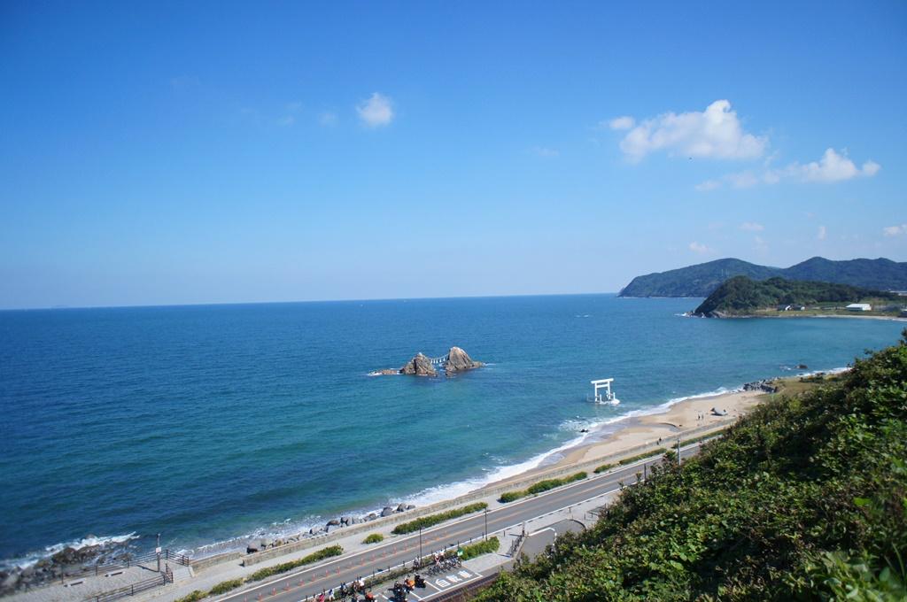 糸島の二見ヶ浦(ふたみがうら)の美しい絶景を見たいならこちらへ