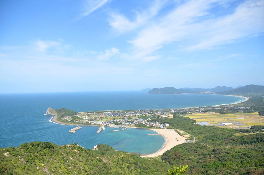 ファミリーやカップルで気軽に登れる糸島の海が見える絶景スポット立石山(たていしやま)