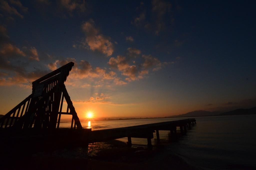 糸島方面で朝日(あさひ)・朝焼け(あさやけ)が綺麗に見える場所で写真を撮りたい人は必見!?