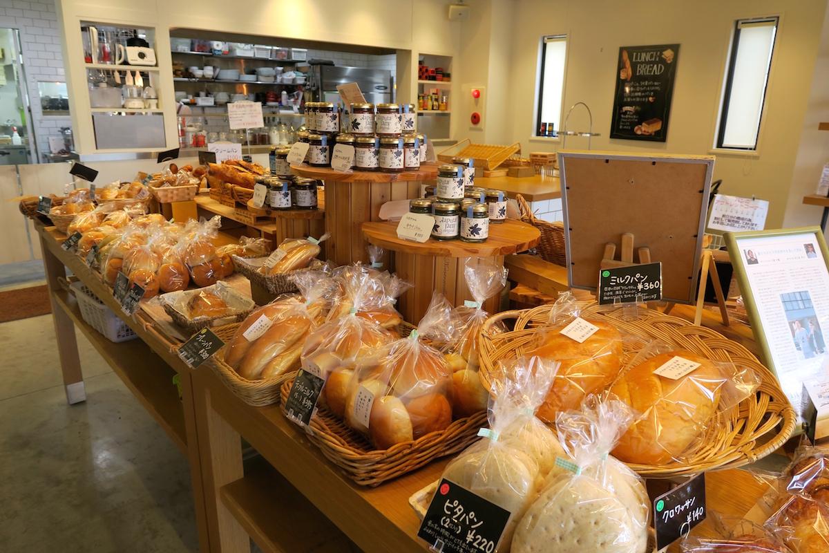 糸島のおすすめパン屋 BREAD&DISHES MUGINOKI(麦の木)